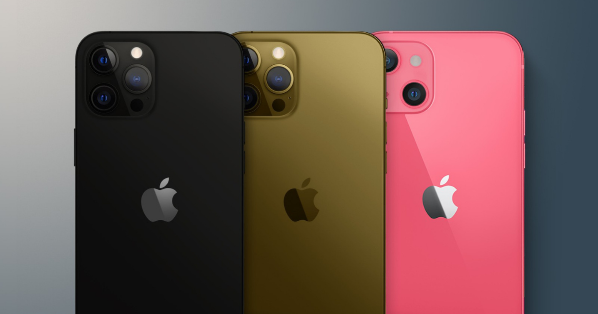 what's in the new iPhone 13?