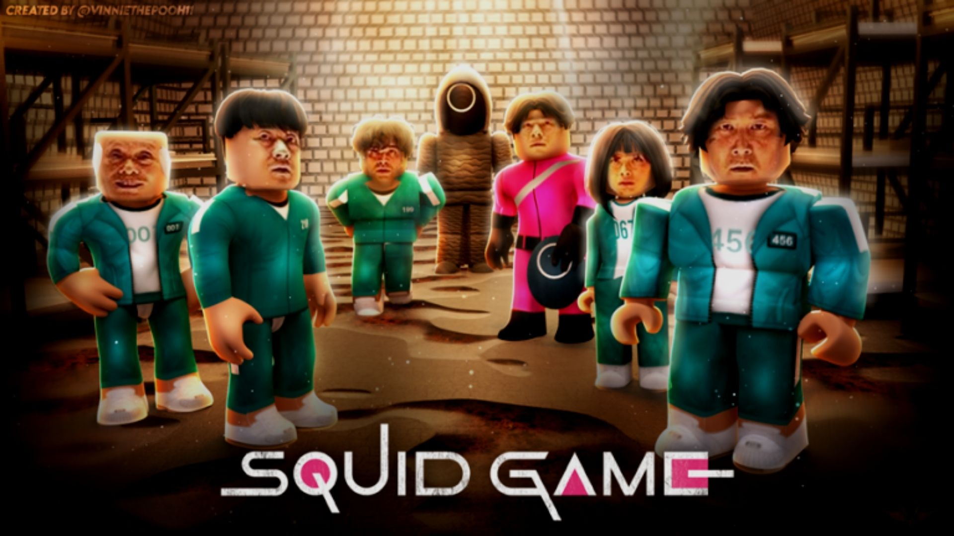 Squid Game on Roblox